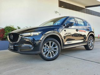 2020 Mazda CX-5 AKERA TURBO Black 6 Speed Automatic Wagon
