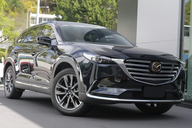 New Mazda CX-9 TC Azami SKYACTIV-Drive i-ACTIV AWD Liverpool, 2020 Mazda CX-9 TC Azami SKYACTIV-Drive i-ACTIV AWD Jet Black 6 Speed Sports Automatic Wagon