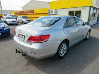 2009 Toyota Aurion GSV40R AT-X Silver 6 Speed Auto Sequential Sedan