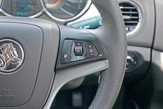 2011 Holden Cruze JG CDX Blue 5 Speed Manual Sedan