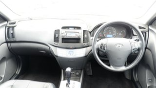 2009 Hyundai Elantra HD Elite White 4 Speed Automatic Sedan