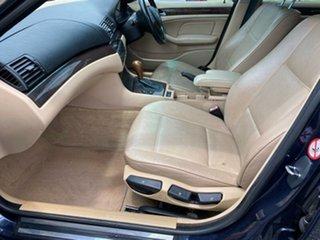 2001 BMW 3 Series E46 MY2002 325i Steptronic Blue 5 Speed Sports Automatic Sedan