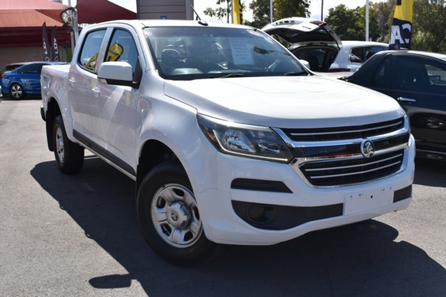 Used Holden Colorado RG MY18 LS Pickup Crew Cab 4x2 Tuggerah, 2018 Holden Colorado RG MY18 LS Pickup Crew Cab 4x2 Grey 6 Speed Sports Automatic Utility