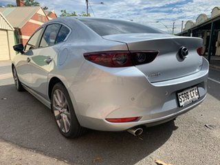 2019 Mazda 3 BP2S7A G20 SKYACTIV-Drive Evolve Sonic Silver 6 Speed Sports Automatic Sedan