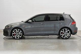 2020 Volkswagen Golf 7.5 MY20 GTI DSG Indium Grey 7 Speed Sports Automatic Dual Clutch Hatchback.