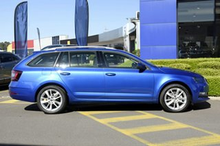 2020 Skoda Octavia NE MY20.5 110TSI DSG Race Blue 7 Speed Sports Automatic Dual Clutch Wagon