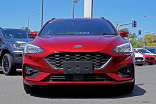 2020 Ford Focus SA 2020.25MY ST-Line Red 8 Speed Automatic Wagon