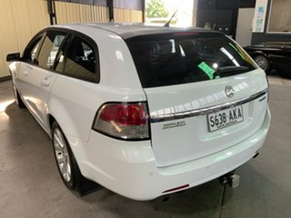 2010 Holden Commodore VE MY10 International Sportwagon White 6 Speed Sports Automatic Wagon