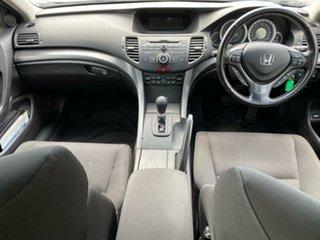 2012 Honda Accord Euro CU MY13 White 5 Speed Automatic Sedan