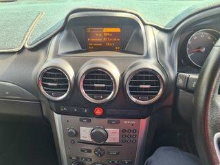 2011 Holden Captiva CG 5 Desert Sand 6 Speed Manual Wagon