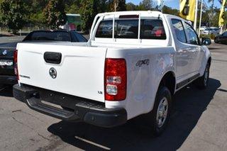 2018 Holden Colorado RG MY18 LS Pickup Crew Cab 4x2 Grey 6 Speed Sports Automatic Utility.