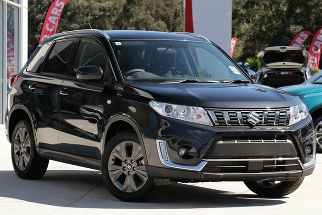 New Suzuki Vitara LY Series II 2WD Chandler, 2021 Suzuki Vitara LY Series II 2WD Black 6 Speed Sports Automatic Wagon