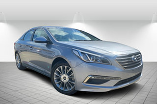 2016 Hyundai Sonata LF3 MY17 Active Grey 6 Speed Sports Automatic Sedan.
