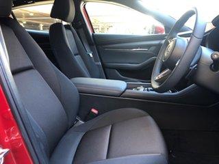 2020 Mazda 3 BP2HLA G25 SKYACTIV-Drive Evolve Soul Red Crystal 6 Speed Sports Automatic Hatchback