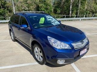 2009 Subaru Outback MY09 2.5i AWD Blue 4 Speed Auto Elec Sportshift Wagon.