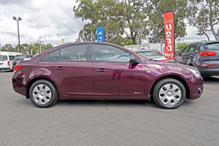 2013 Holden Cruze JH Series II MY13 CD Red 6 Speed Sports Automatic Sedan