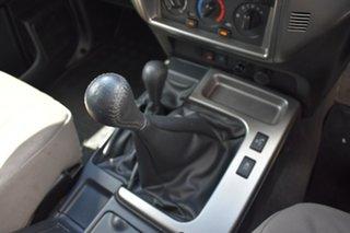 2015 Nissan Patrol Y61 GU 10 N-TEC White 5 Speed Manual Wagon