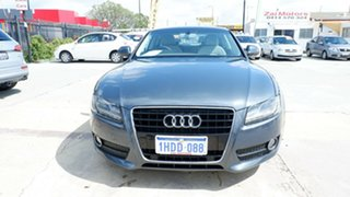 2008 Audi A5 8T Multitronic Grey 8 Speed Constant Variable Coupe.