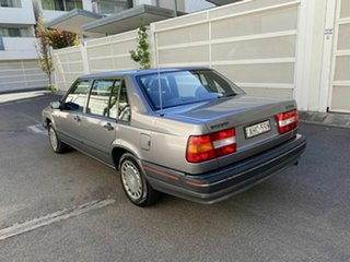 1992 Volvo 940 GL Grey 4 Speed Automatic Sedan