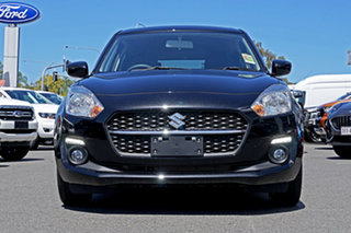 2020 Suzuki Swift AZ Series II GL Navigator Super Black 1 Speed Constant Variable Hatchback.