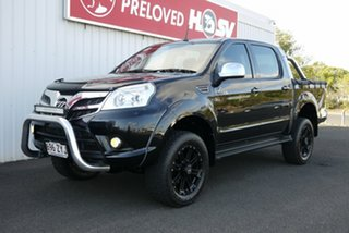 2014 Foton Tunland P201 Black 5 Speed Manual Utility