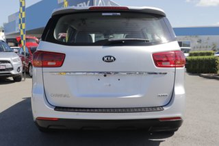 2018 Kia Carnival YP MY19 S Sparkling Silver 8 Speed Sports Automatic Wagon