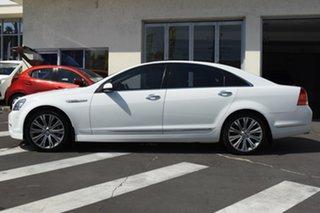 2015 Holden Caprice WN MY15 V White 6 Speed Sports Automatic Sedan