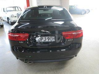 2017 Jaguar XE X760 MY17 R-Sport Black 8 Speed Sports Automatic Sedan