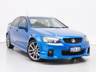 2011 Holden Commodore VE II SS-V Blue 6 Speed Automatic Sedan.