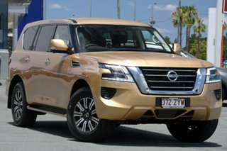 2020 Nissan Patrol Y62 Series 5 MY20 TI (4x4) Haj 7 Speed Automatic Wagon.