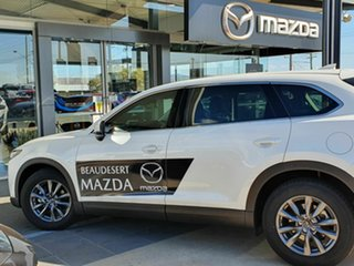2020 Mazda CX-9 Touring White 6 Speed Automatic Wagon