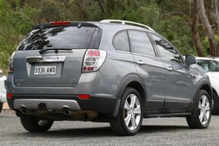 2012 Holden Captiva CG Series II MY12 7 AWD LX Grey 6 Speed Sports Automatic Wagon