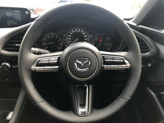 2020 Mazda 3 BP2HLA G25 SKYACTIV-Drive Astina Deep Crystal Blue 6 Speed Sports Automatic Hatchback
