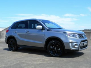 2016 Suzuki Vitara LY S Turbo 2WD Grey 6 Speed Sports Automatic Wagon