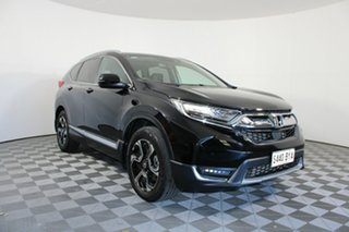 2018 Honda CR-V RW MY19 VTi-LX 4WD Black 1 Speed Constant Variable Wagon