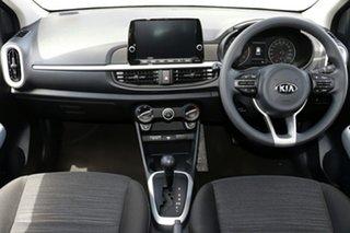 2021 Kia Picanto JA MY21 S Astro Grey 5 Speed Manual Hatchback.