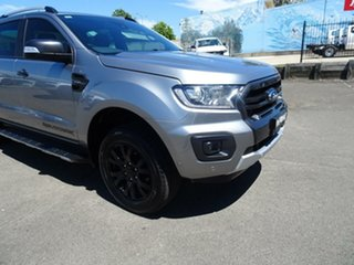 2019 Ford Ranger PX MKIII 2019.7 Wildtrak Aluminium 10 Speed Sports Automatic Double Cab Pick Up