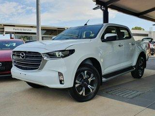 2020 Mazda BT-50 XT White 6 Speed Automatic Dual Cab