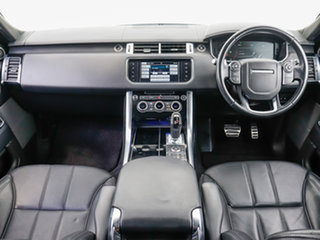 2016 Land Rover Range Rover LW MY16.5 Sport SDV8 HSE Dynamic Fuji White 8 Speed Automatic Wagon