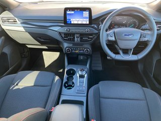 2019 Ford Focus SA 2019.75MY ST-Line Frozen White 8 Speed Automatic Hatchback