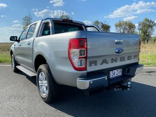 2020 Ford Ranger PX MkIII 2020.25MY XLT Aluminium 10 Speed Sports Automatic Double Cab Pick Up