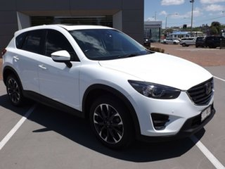 2016 Mazda CX-5 KE1022 Akera SKYACTIV-Drive i-ACTIV AWD 6 Speed Sports Automatic Wagon
