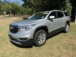 2019 Holden Acadia AC MY19 LT AWD Silver 9 Speed Sports Automatic Wagon