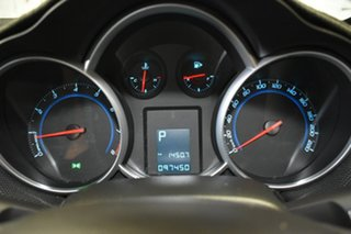 2012 Holden Cruze JH MY12 Equipe Silver 6 Speed Automatic Sedan