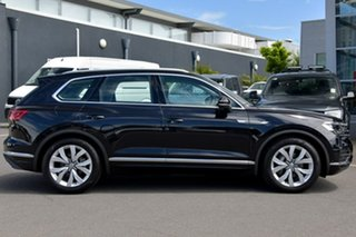 2020 Volkswagen Touareg CR MY20 190TDI Tiptronic 4MOTION Premium Black 8 Speed Sports Automatic