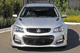 2016 Holden Commodore Silver Wagon
