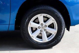 2010 Toyota Kluger GSU40R KX-R 2WD Blue 5 Speed Sports Automatic Wagon