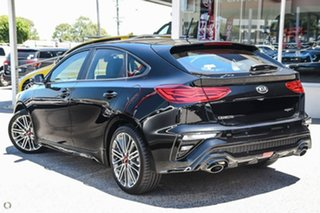 2020 Kia Cerato BD MY21 GT DCT Black 7 Speed Sports Automatic Dual Clutch Hatchback