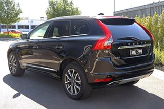 2017 Volvo XC60 Black Wagon.