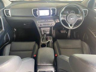 2017 Kia Sportage QL MY17 SLi AWD Red 6 Speed Sports Automatic Wagon